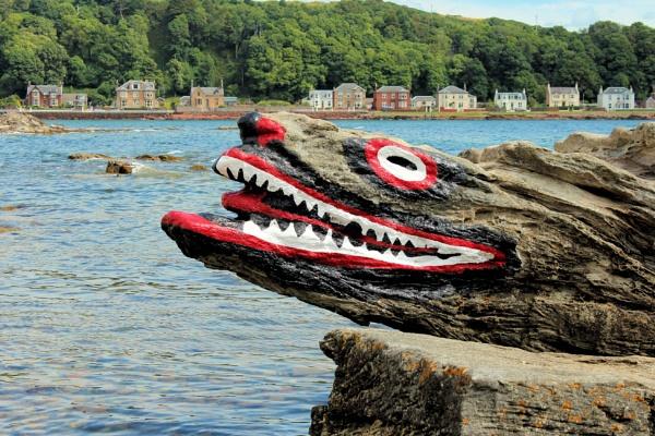 Millport croc by ScottishHaggis