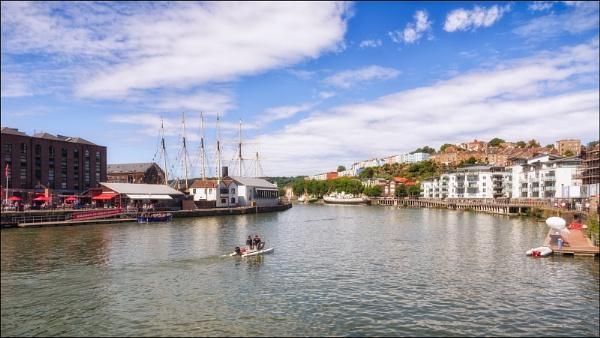 Bristol Harbour (2) by Kilmas
