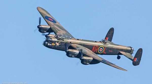Avro Lancaster Heavy Bomber WW2 by brian17302