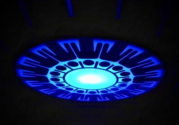 Light installation by KrazyKA