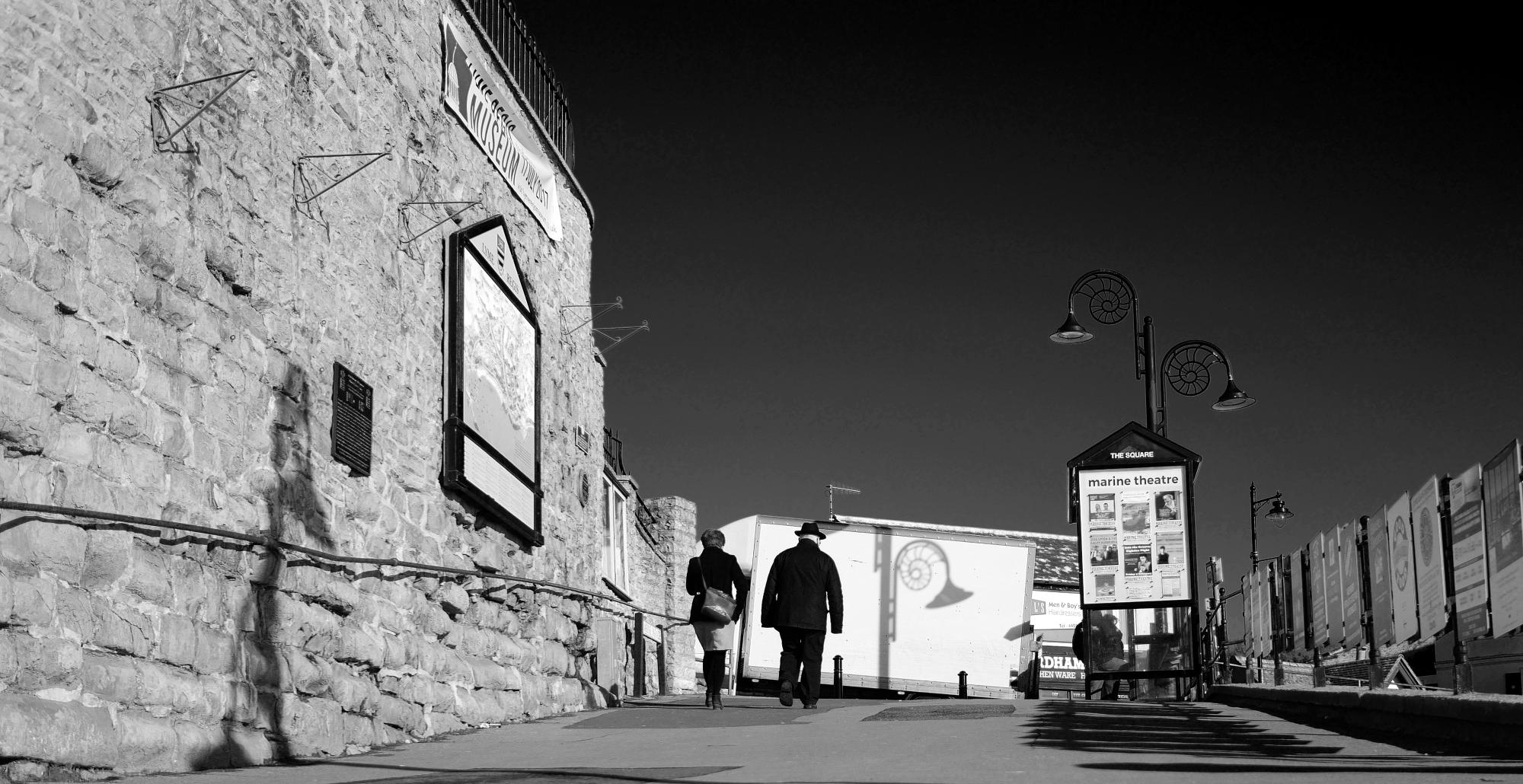 Cobb Gate, Lyme Regis