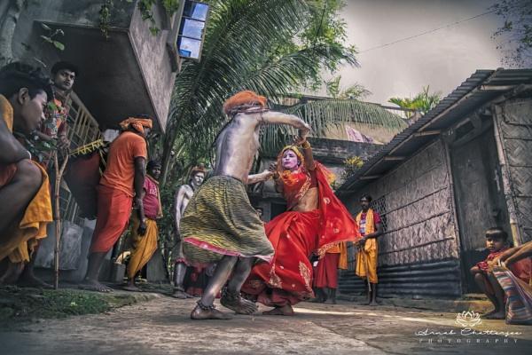 Spiritual Dance by arnabc
