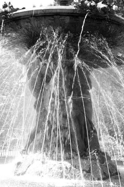 "~ \""Burnside Fountain\"" by LexEquine"
