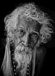 Old man of Pushkar