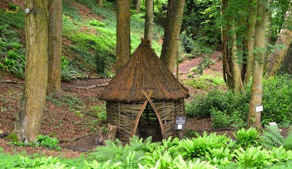 Wooden Hut by jb_127