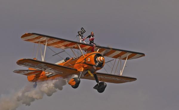 Breitling Wingwalker by Gordonsimpson