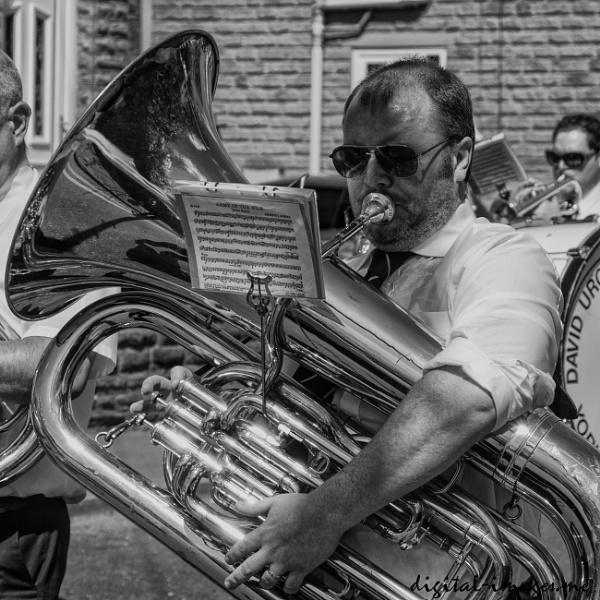 Bandsman by Alan_Baseley