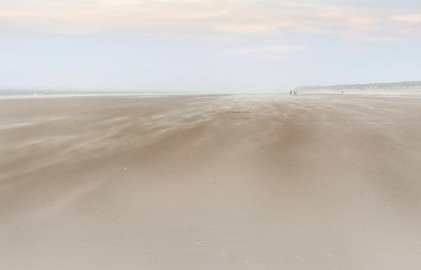 Shifting Sands at Brancaster by tonyng