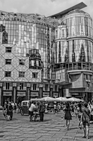 City Walk Vienna by sweetpea62