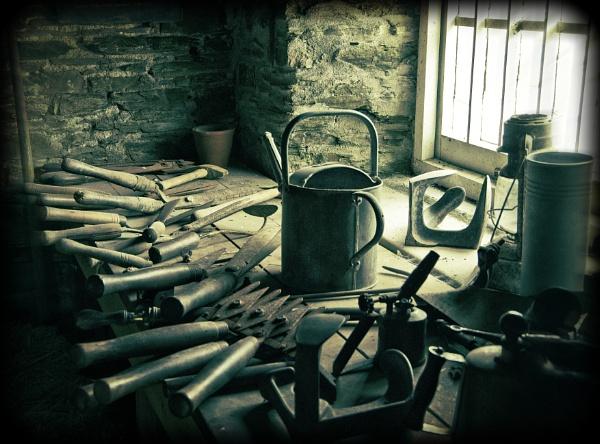 Gardening Tools Lost Gardens of Heligan