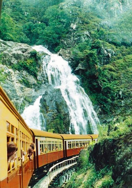 Kuranda Scenic Railway by Wireworkzzz