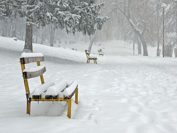 Winter serenity by LaoCe