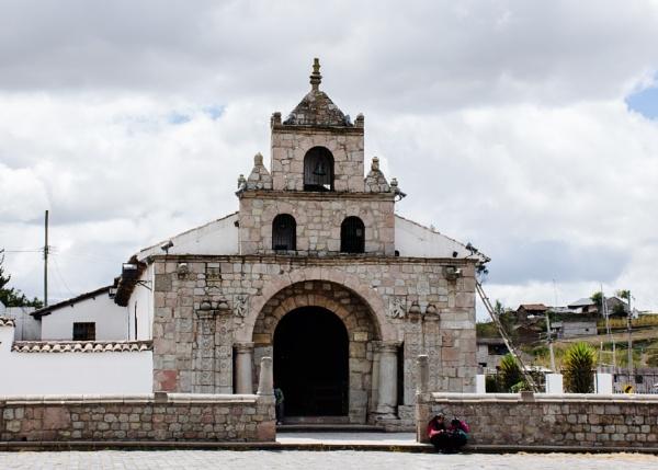Spanish Church, est: 1534 by barryyoungnz
