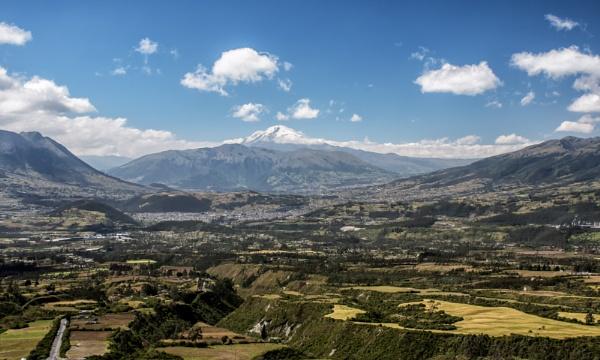 Mt. Imbabura 4630m - Ecuador by barryyoungnz