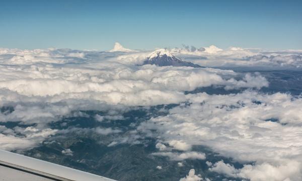 Mt. Chimborazo - 6310m by barryyoungnz