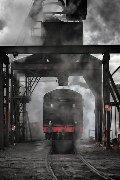 Smoke & Steam by chris-p