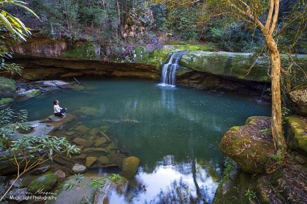 The Secret Pool by kmorgan3
