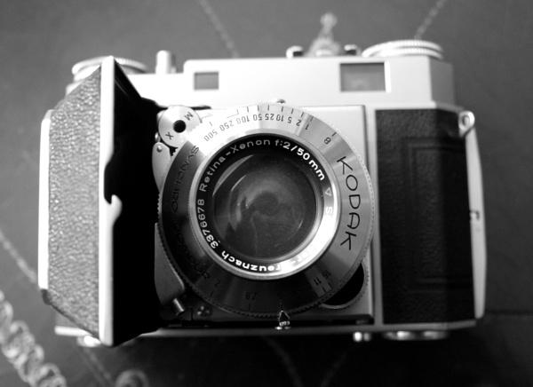 "~ \""Kodak Retina IIa"" by LexEquine"