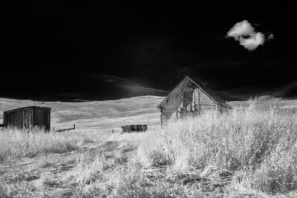 Barn in Idaho by Zydeco_Joe