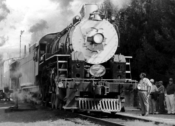 smoky railway by jimlad