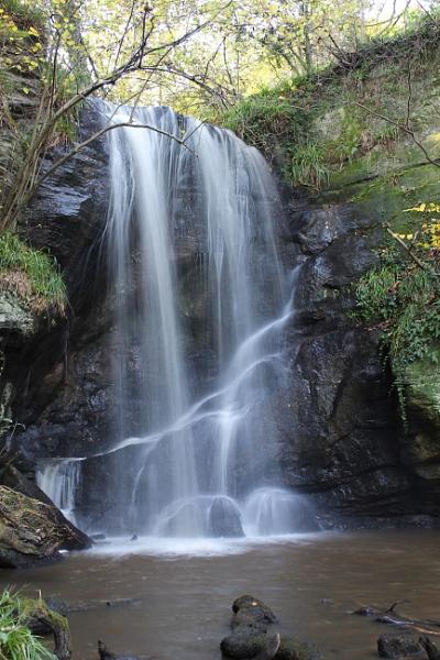 Roughting Linn Waterfall by TeresaGraham
