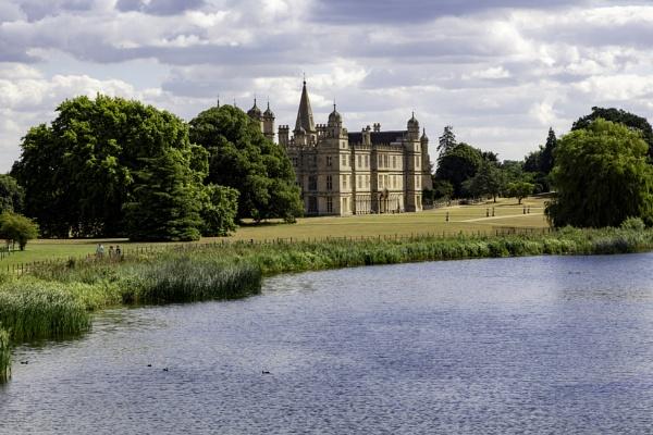 Burghley House by GordonLack