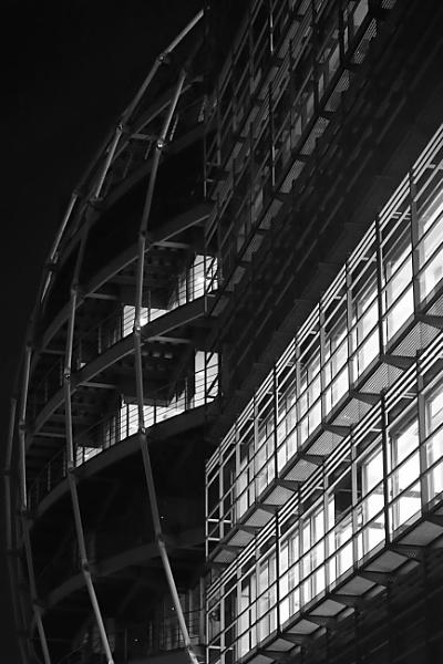 Monochrome architecture London by StevenBest