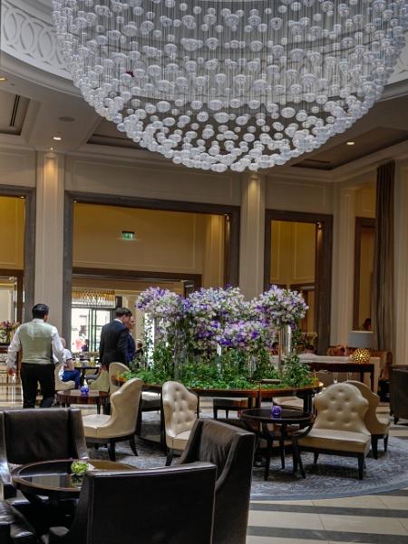 Inner Lobby of the Corinthia Hotel London by StevenBest