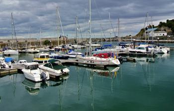 Glen arm marina
