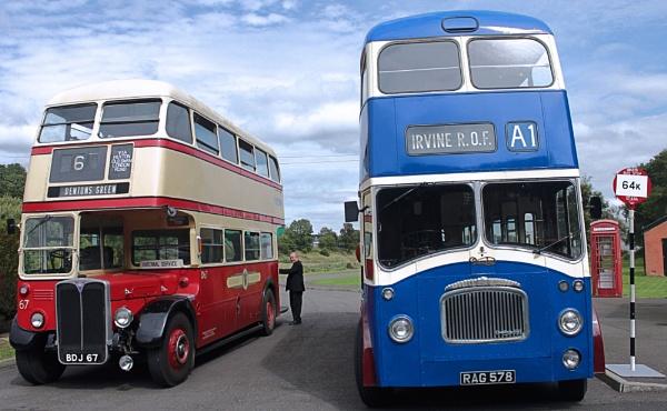 Spot the bus geek by ScottishHaggis