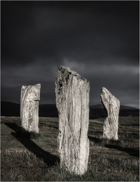 Callanish light of Three by PaulMillar