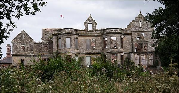 Kirklinton Hall 2 by johnriley1uk