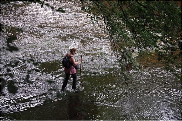 Water Crossing by johnriley1uk