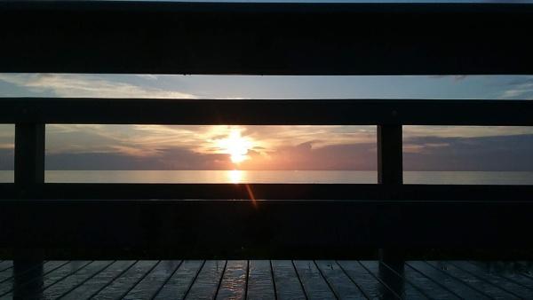 Rising Sun by Nesto