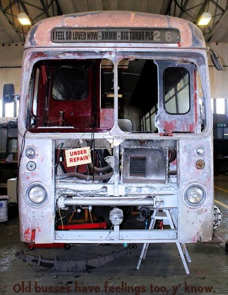 Under repair by ScottishHaggis