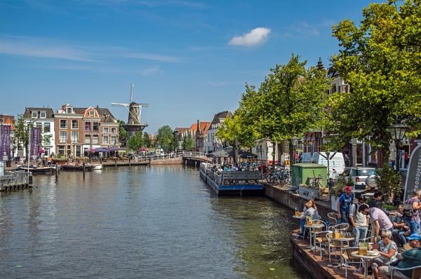 Summer in Leiden by joop_