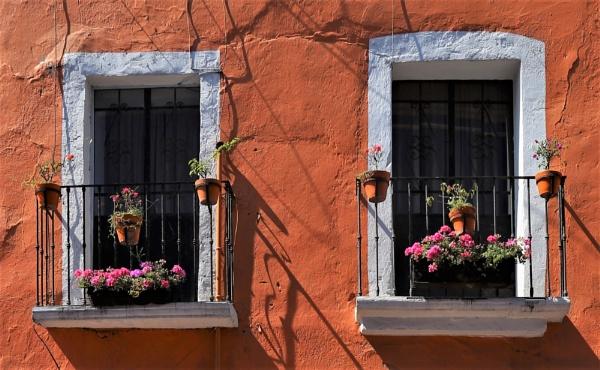 Balconies by pedromontes