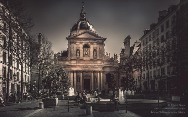Place de la Sorbonne (II) by chowe328