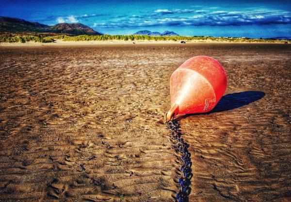 Buoy on Blackrock Sands by Edgey72