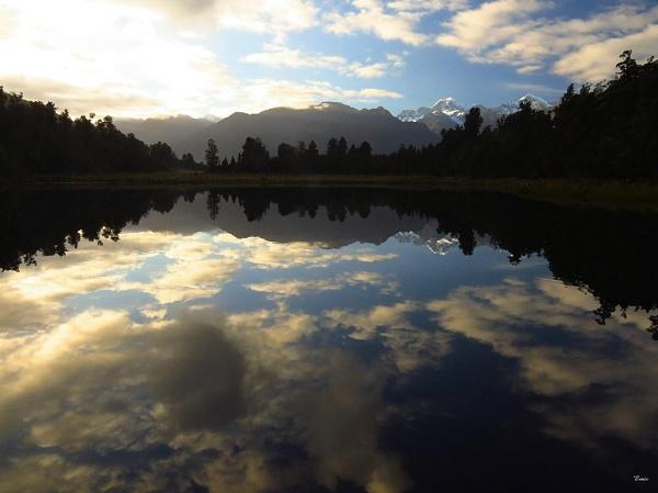 Lake Matheson 9 by DevilsAdvocate