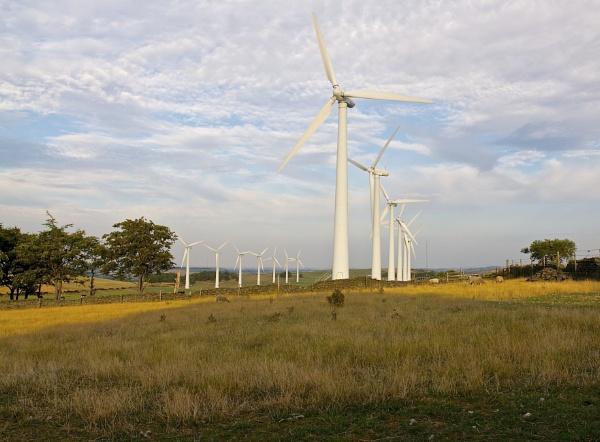 Royd Moor Wind Farm by harrywatson