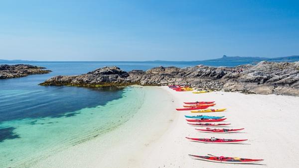 Kayak Park by iainmacd