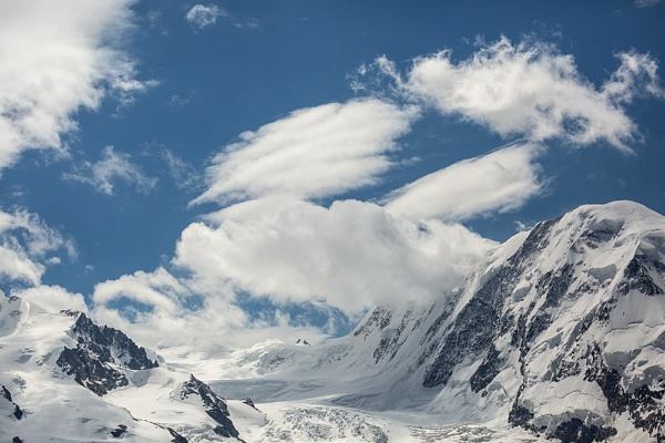 Swiss cloudscape by rontear