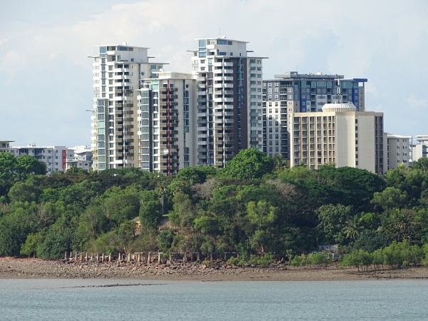 Darwin, Australia. From the Cruise Ship by YoungGrandad