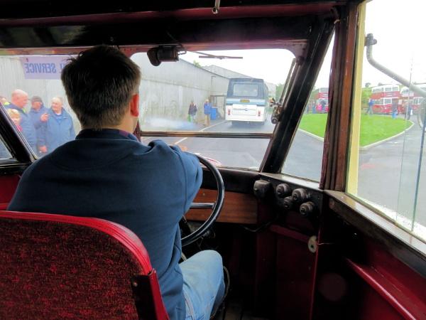 The wheels on the bus go round & round....again by ScottishHaggis