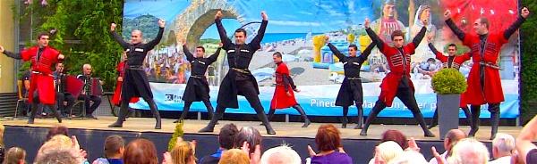 Georgian Cossacks by ddolfelin
