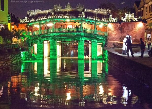 Japanese Covered Foot Bridge, Hoi An, Vietnam by brian17302