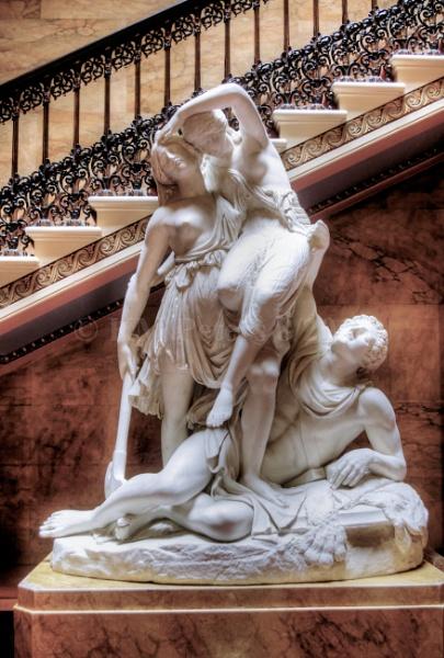 Osborne Statue One by Hamlin