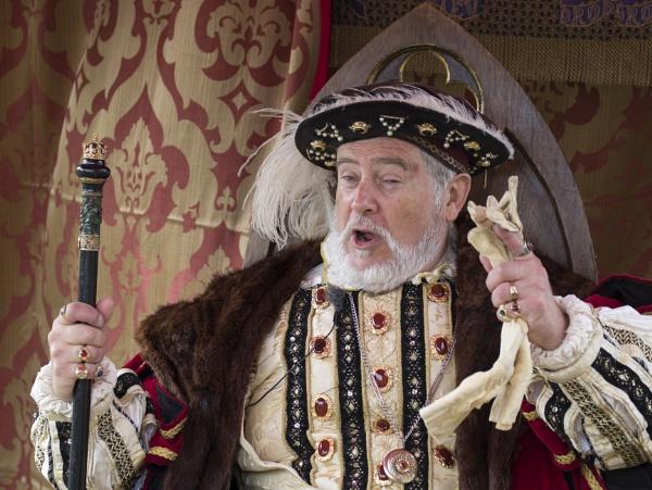 King Henry V111 by doverpic