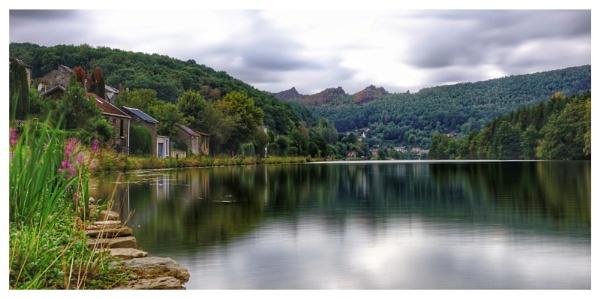 Rural France by Stevetheroofer
